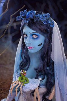 Corpse Bride Cosplay / Costume