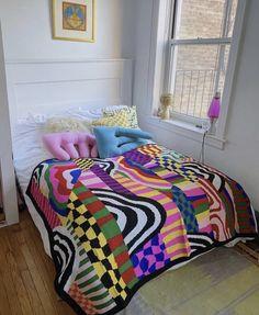 Indie Room Decor, Hippie Bedroom Decor, Room Ideas Bedroom, Aesthetic Room Decor, Dream Rooms, My New Room, House Rooms, Dorm Room, Room Inspiration
