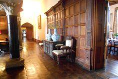 Huntsham Court Great Hall Corridor