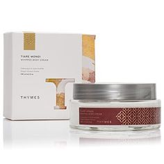 Thymes Tiare Monoi Whipped Body Cream ** To view further for this item, visit the image link.