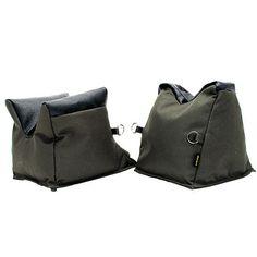 Allen Cases Shoot'n Bag, Set: Filled,Green