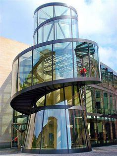 Deutsches Historisches Museum, Berlin, Germany | 貝聿銘, Archit… | Flickr