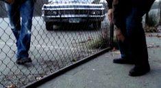 Dean Winchester being awesome on Supernatural. Woohoo for SPN. Sam Dean, Jeffrey Dean Morgan, Colin Morgan, Dean Gif, John Winchester, Winchester Brothers, Destiel, Jared Padalecki, Smallville