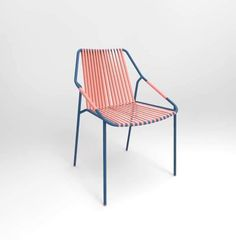 The design of this chair is inspired by the most modern furniture available. The product combines an attractive appearance and unique geometry. This somewhat surreal chair looks modern and laconic, abandoning the traditional chair design. Lightweight and stackable, this outdoor chair is perfect for restaurant terraces as well as for private gardens.