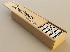 3D Dominoes 28 Pieces - 3D Model