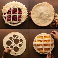 Apple Discover These 11 creative crusts are as easy as pie! These 11 creative crusts are as easy as pie! Pie Crust Recipes, Pastry Recipes, Baking Recipes, Pie Crusts, Best Pie Crust Recipe, Pie Dessert, Dessert Recipes, Cake Recipes, Creative Pie Crust