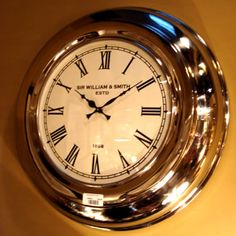 Like The Clock Also Checking Out How They Decorate The