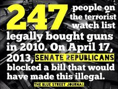 Could we please get some new Senators? The ones we have are infected with the NRA virus.