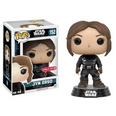 Funko Jyn Erso Exclusive, Target Exclusive, Rogue One, Star Wars, Guerra nas Estrelas, Funkomania, Filme