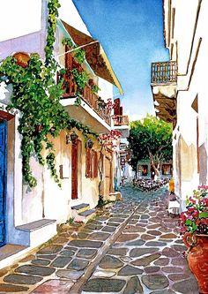 Pantelis  nasceu em Atenas , na Grécia,  em uma família com  uma longa tradição  na produção de  artistas plásticos .   Na língua grega  o ...