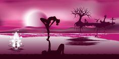 acro yoga, artwork, poster