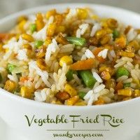 Recipe Submitted By: Swanky Recipes Click on the link below for the Vegetable Fried Rice Recipe!  Vegetable Fried Rice