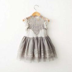 $14.79 (Buy here: https://alitems.com/g/1e8d114494ebda23ff8b16525dc3e8/?i=5&ulp=https%3A%2F%2Fwww.aliexpress.com%2Fitem%2FFlower-Girl-Princess-Dress-Toddler-Baby-Wedding-Party-Pageant-Tulle-lace-Dresses-gray-white%2F32550204007.html ) Flower Girl Princess Dress Toddler Baby Wedding Party Pageant Tulle lace Dresses gray/white for just $14.79