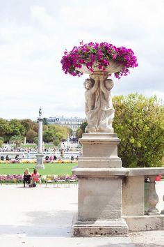 vacilandoelmundo:  Jardin du Luxembourg, Paris, France