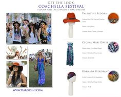Festival Season is upon us! Get the Look from Coachella and celebs such as Vanessa Hudgens, Alessandra Ambrosio & Paris Hilton.     - Fedora Hats - Trilbys - Maxi Dresses - Headbands - Headscarf -     Ensure your boutique says bang on this seasons trends with Pia Rossini.    www.piarossini.com    #hats #coachella #fedora #headband #headscarf #scarf #trilby #music #festival #parishilton #vanessahudgens #alessandraambrosio