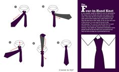 How to tie a balthus knot 11 of 21 by dqt httpdqt how to tie a four in hand knot 1 of 21 by ccuart Choice Image