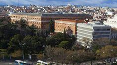 Palacio de Buenavista. Madrid