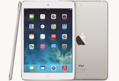 Apple iPad Air is a Candybar, Touchscreen, Tablet PC Tablet PC from Apple which runs on iOS 7.0.2. For more detail visit : http://mobilesphonearena.blogspot.com/2014/04/apple-ipad-air.html