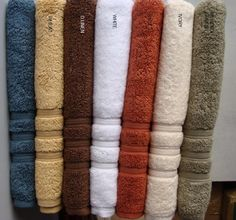 We can  arrange these towels in organized  borders  to  help our clients benefit  and feel that it is Fresh production.  Visit us www.premiumtowelexportindia.com