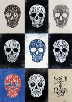 Skulls-Quotes