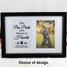 This item is unavailable Pet Memorial Frames, Personalised Frames, Frame Display, Australia Living, Always Love You, Typography Quotes, Pet Memorials, Memories, Lettering