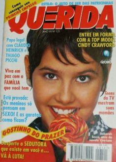Relembre as gatas que estamparam as capas das revistas adolescentes nos anos 90 - BOL Fotos