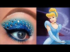 Princess Cinderella Makeup Tutorial. Youtube channel: http://full.sc/SK3bIA