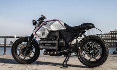 Shaka Garage Reconstructs 1985 BMW K100