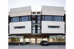 Edifício de apartamentos em Silves | spbr arquitetos