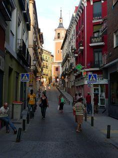 Lavapies. Madrid