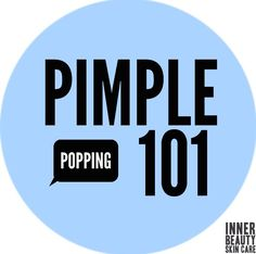 If you've fallen temptation to #pimple-popping (and shamefully, many of us have) then this is a must-read blog for you. Here's how to minimize #irritation, #scarring and other damage when popping a #zit (aka the ultimate guide to #pimple popping 101)! #skincare #skintips #pimplepopping #pimplecare #acne #acnesolutions #beauty #beautyexpert #esthetician #beautyblogger