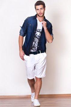 #Look #Moda #ModaMasculina #Homem #Man #Men