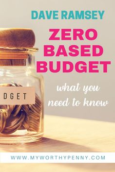 Curious about the Dave Ramsey zero-based budget? The zero based budget is perfect for those who are new to budgeting because. Budgeting System, Budgeting Finances, Budgeting Tips, Dave Ramsey Envelope System, Envelope Budget System, Monthly Budget Template, Setting Up A Budget, Total Money Makeover, Budget App