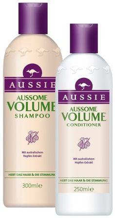 10 Produkttester mit eigenem Blog gesucht für #Aussie Aussome Volume Range