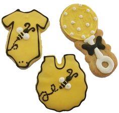 Custom Design Baby Cookie Favors