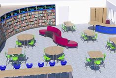 Library Design Service Home Library Design, Library Shelves, Shelving Systems, Free Library, 3d Visualization, Ivoire, Design Consultant, New Builds, Libraries
