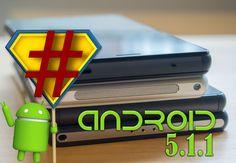 Saiba como fazer root no Sony Xperia z1, z2 e z3 com Android Lollipop 5.1.1, usando o flashtool e o SuperSU, método testado e funcionando! Faça o teste!