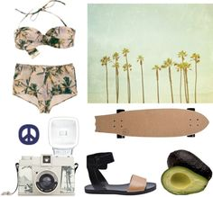 """""""summer paradise"""" by admir-ing ❤ liked on Polyvore"""