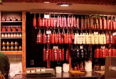 Butcher Shop in Munch, Germany