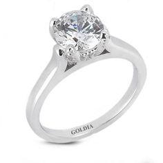 2.04 Ct. Designer Diamond Engagement Ring