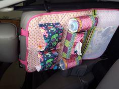 bolsos para carros , ideal para quem tem filhos pequenos, várias cores e estampas,