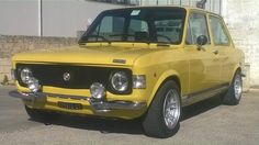 Fiat 128, Fiat 124 Spider, Fiat Cars, Ainsi, Cars And Motorcycles, Rally, Cool Cars, Madness, Ferrari