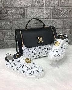 Louis Vuitton 2485 - Çanta, Spor Ayakkabı Kombin