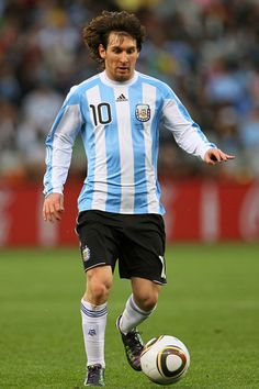 TOUCH esta imagen: Lionel Messi by ThingLink Education