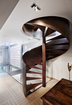 Going in my future house.