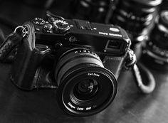 Fuji X-Pro 1 and Zeiss Touit 12mm Lens