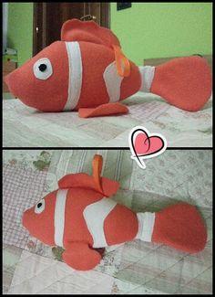 Pesciolino Nemo per Johan