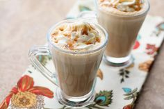 Homemade Pumpkin Spice Latte ~ for a fraction of the fancy coffee shop price!