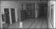 La cámara de seguridad de esta escuela de Irlanda grabó algo que da miedo a las 3 a. m.