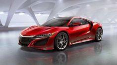 Monkey Motor: Honda / Acura presentó el nuevo NSX en el Salón de...